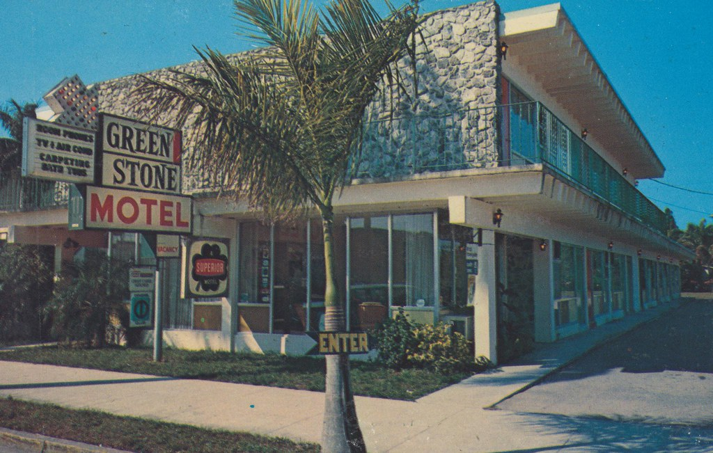 Green Stone Motel - Homestead, Florida