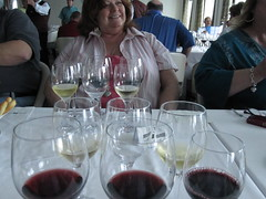Celebrity Solstice wine tasting