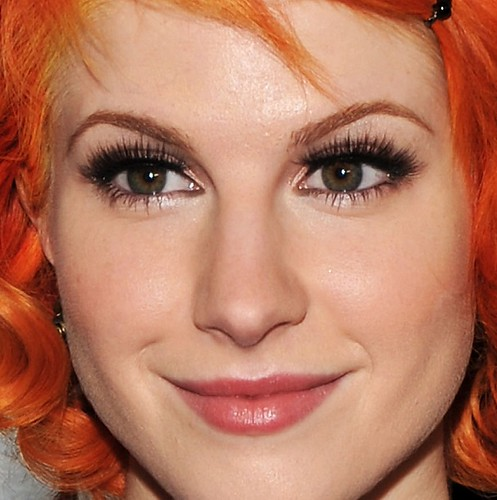 hayley williams hair 2010. Hayley Williams Paramore