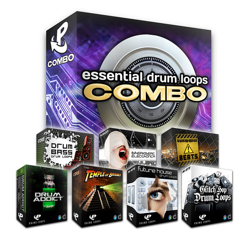 Essential Drum Loops' Combo