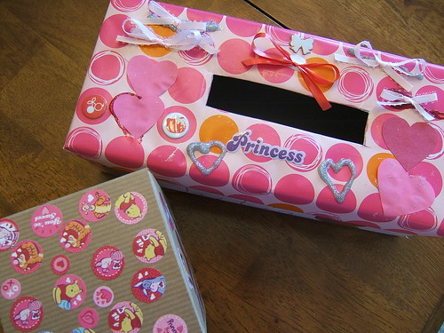 Valentine's Boxes