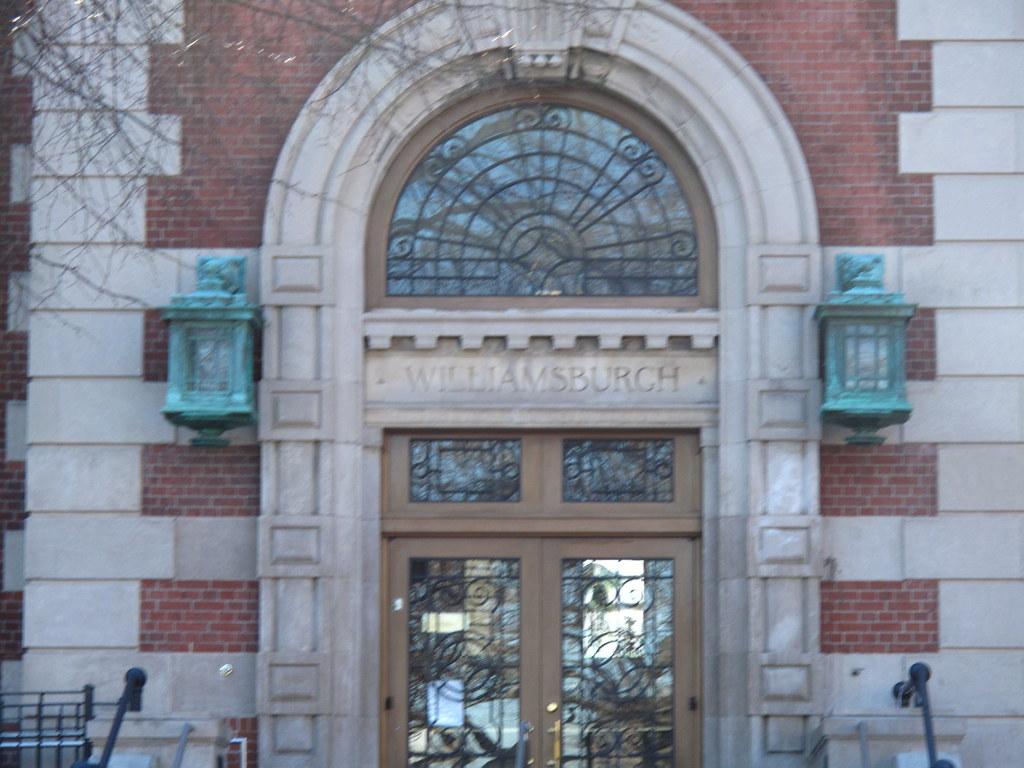 Brooklyn Public Library, Williamsburgh Branch