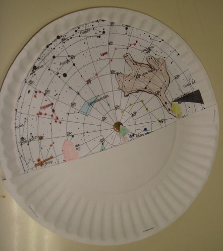 Astronomía en Alimentos Jack's 2010