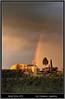 Can Companyó sota la tempesta (vfr800roja) Tags: arcoiris nikon girona tormenta puestadesol llagostera d700 tff1 tff2 updatecollection antonitorres cancompanyó