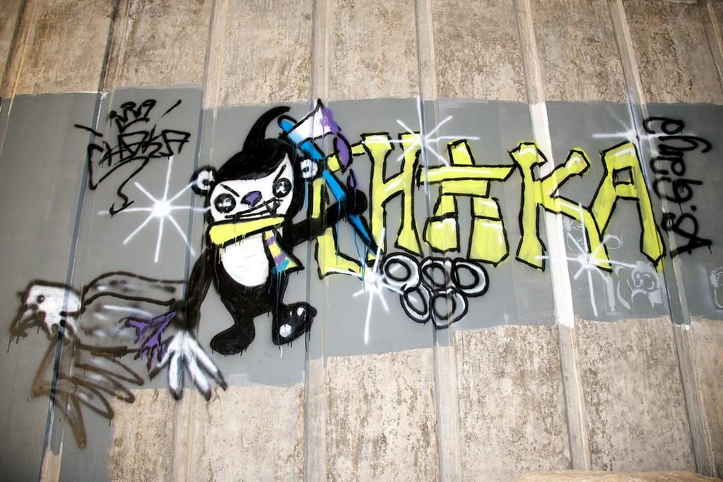 Vancouver 2010 Graffiti