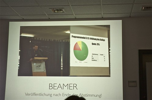 PirateCamp 02/2010 - Abstimmcomputer-Beispiel