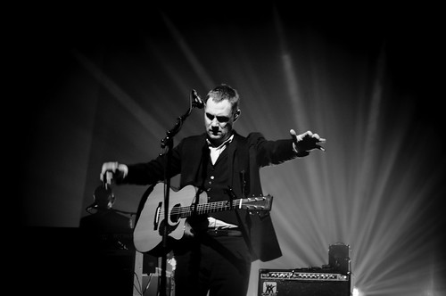 David Gray in Brussels