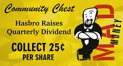 Monopoly (DanMadia) Tags: monopoly communitychest cnbc jimcramer madmoney danmadia