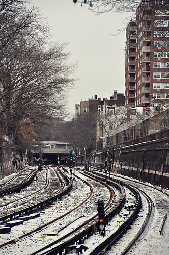 One in Five - Subway Snow