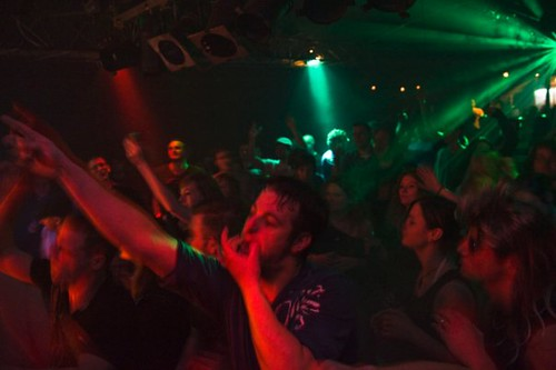 John B @ Exhaus, Trier 23.01.10