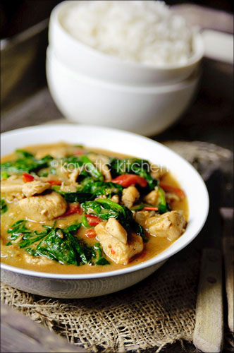 Chicken Palava (African peanut stew) « Kayotic Kitchen