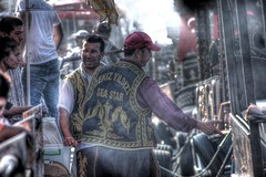 Istanbul1 (Frank Kanters) Tags: travel sea people sun work turkey landscapes market islam istanbul cavaliers