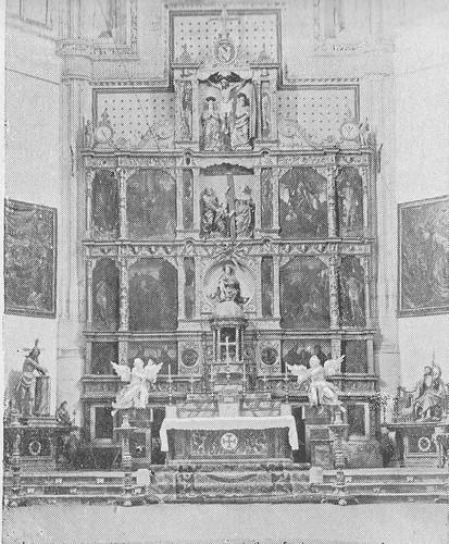 Monasterio de San Juan de los Reyes a finales del siglo XIX
