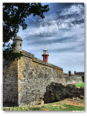Forte de Santiago da Barra (vmribeiro.net) Tags: santiago portugal geotagged fortaleza barra forte viana vianadocastelo ilustrarportugal geo:lat=41689987 geo:lon=8838895