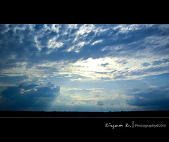 sky #7 (Ziyan | Photography) Tags: blue sky canada clouds pentax quebec    ziyan      pentaxa30