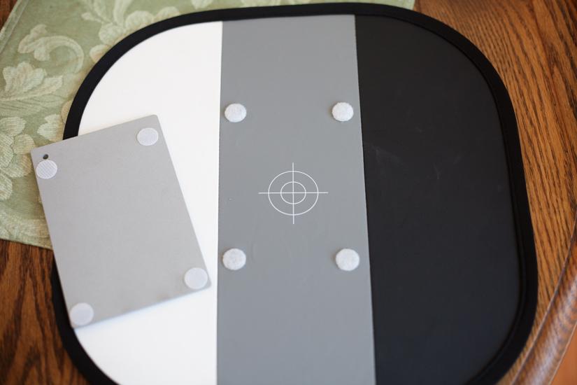 target apart