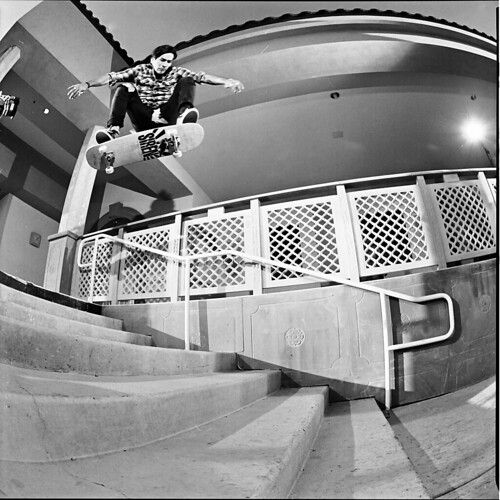 Eric Nollie Church Double Set