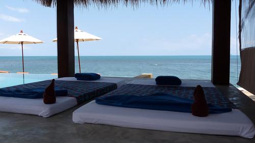 Koh Samui Mimosa Resort-Pool コサムイ ミモザリゾート2