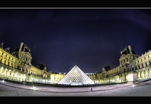 Le Louvre @ 10.5mm