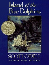 Island of the blue dolphins cover - photo#14