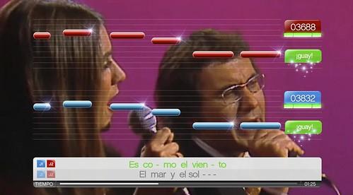 Al Bono y Romina Power - Felicidad