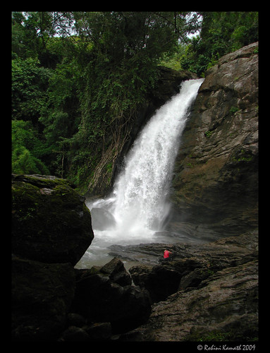 WaterFall at Soochipara