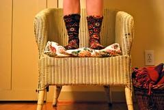 warm bench monday (autumnsun08) Tags: texture yellow warm soft wicker benchmonday