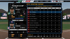 MLB 10: The Show RTTS Scouting Report