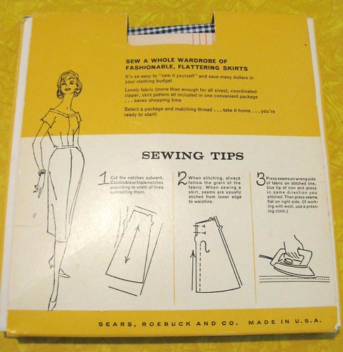 Sew-A-Skirt kit