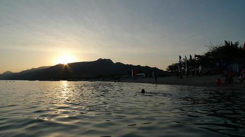 Sunset in Batangas