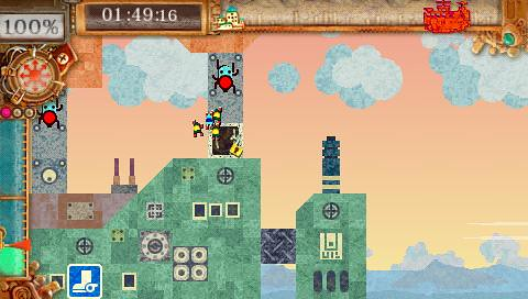 Patchwork Heroes screenshot New 4