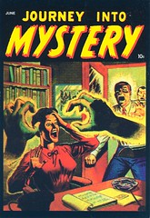 Journey into Mystery (M.LaFlaur) Tags: albums posters favebooks