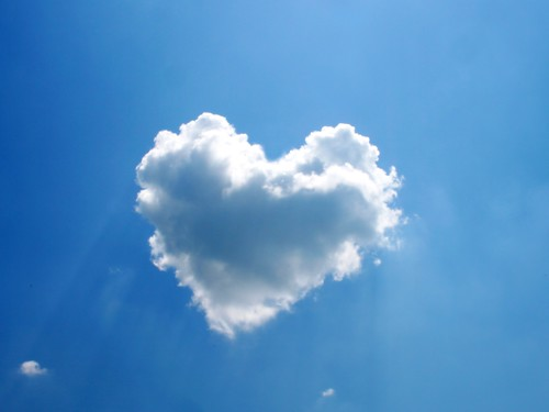 Heart From Cloud-279799