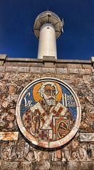 Breakwater (Vesur) Tags: lighthouse port icon breakwater varna stnikola фар пристанище варна свникола вълнолом