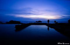BLUE, BLUE, blue at Sutro pool (davidyuweb) Tags: blue nice nikon vr calmness f40 1635 mywinners blueatsutropool