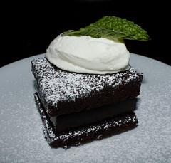 Chez Victor 090206-8770a (Chuan Chee) Tags: food toronto dessert restaurant tea chocolate jelly brownie earlgrey