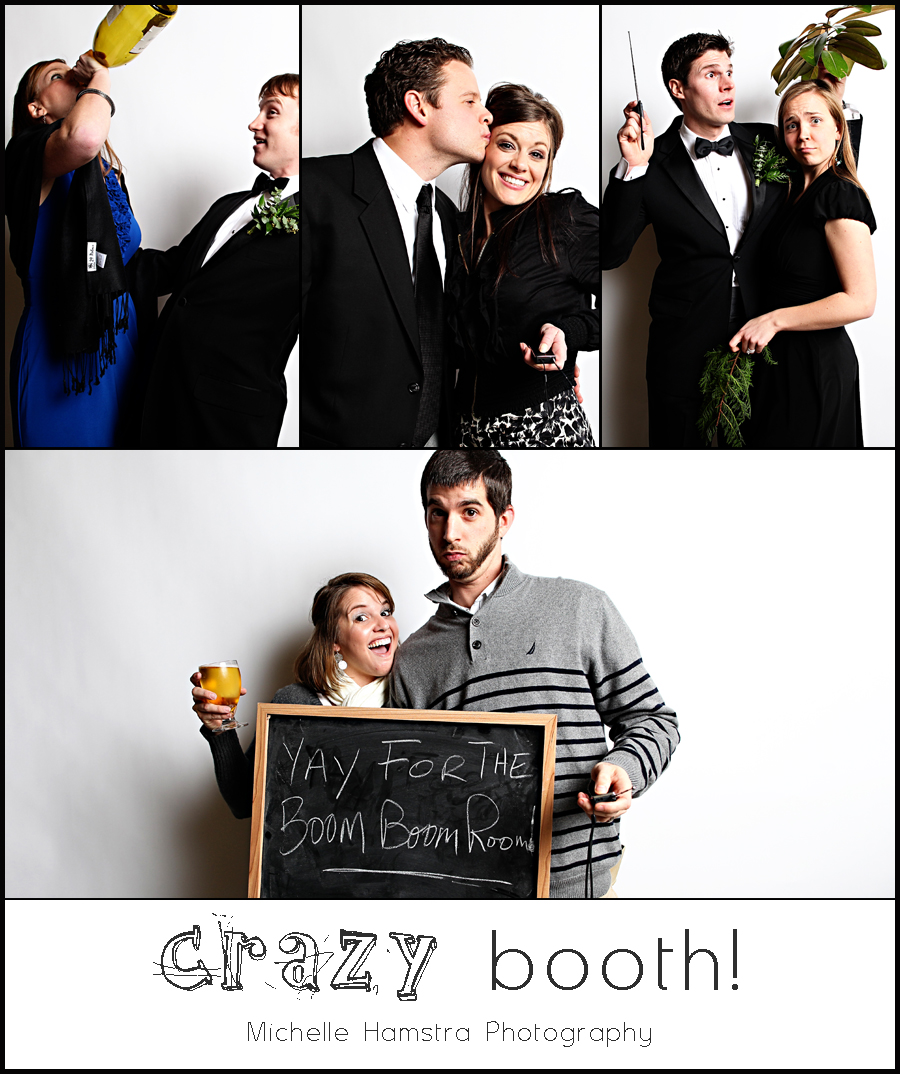 Crazy Booth!