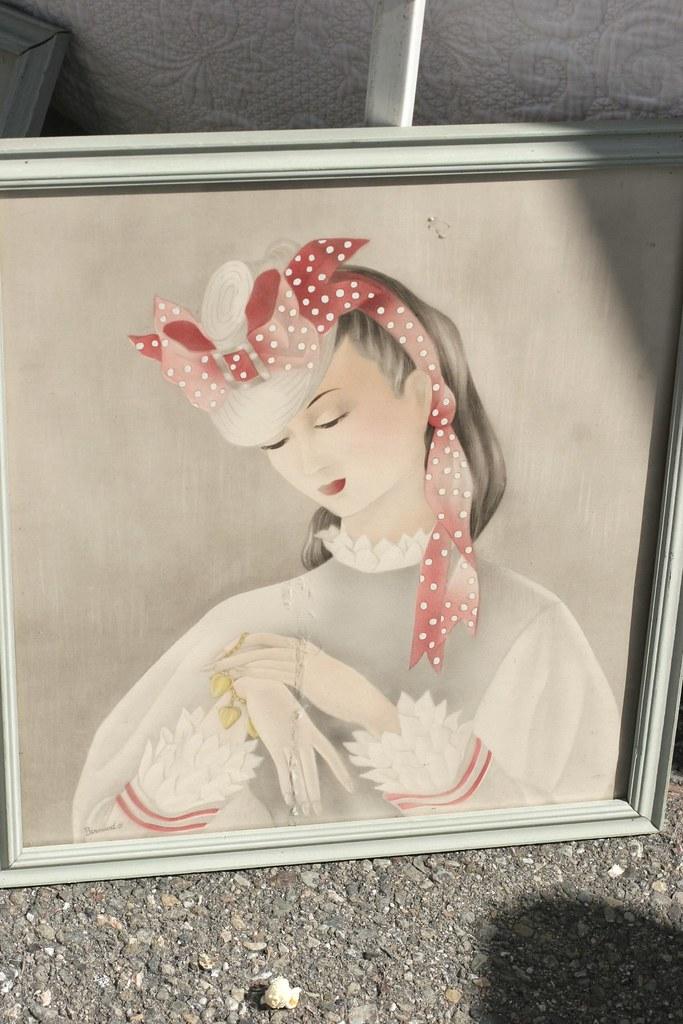 Airbrush girl