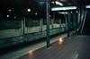 ALCALA H 6 MIN (Andrés Medina) Tags: city film night train 35mm canon dark loneliness platform rangefinder handheld analogue canonet28 coslada kodakektar100 ektar100 andresmedina