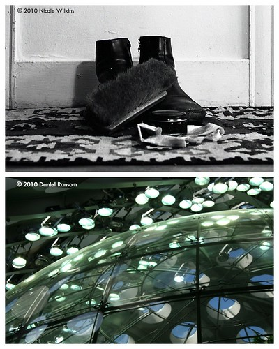 Diptych: Shine