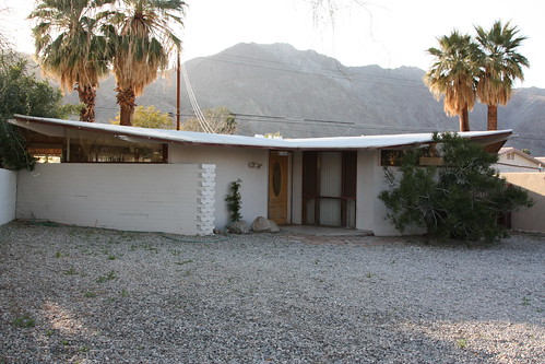 MCM house in La Quinta, California