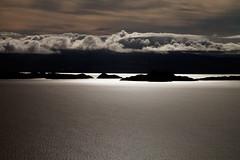 Evening_Skye_light (PeterChad) Tags: uk light sunset sea cloud seascape skye dark island evening scotland horizon isle welcomeuk