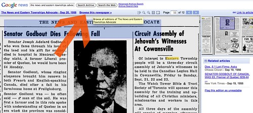 google newspaper archives advanced search - Ecosia