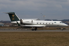 HZ-MF5 - 1532 - Saudi Arabia Government - Gulfstream G300 - Luton - 100309 - Steven Gray - IMG_8109