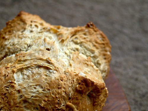 Brown Butter and Black Pepper Irixsh Soda Bread