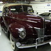 1940 Ford Deluxe Convertible, Dennis Carpenter Collection, Concord, North Carolina