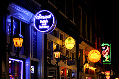 Fetish and fantasy (redspiderfish) Tags: travel holiday netherlands amsterdam redlightdistrict 18sx amsterdamday2