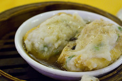Fish paste Stuffed Tofu
