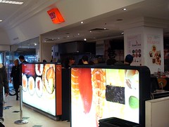 Picture of Yo Sushi, W1A 1AB