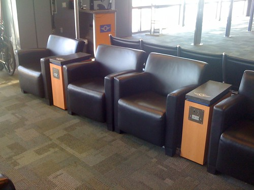 Austin Airport: Best Seating